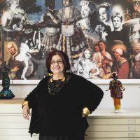 Headshot portrait of Amalia Mesa-Bains