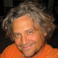 Headshot portrait of Gary Hill