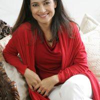 Headshot portrait of Shahzia Sikander