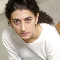 Headshot portrait of Toba Khedoori