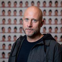 Headshot portrait of Trevor Paglen