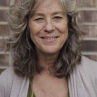Headshot portrait of Wendy Ewald