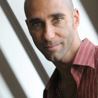 Headshot portrait of Fazal Sheikh